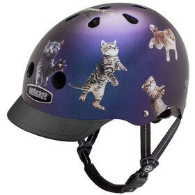 Nutcase Street Casque Enfant, space cats